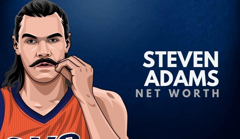 Steven Adams Net Worth