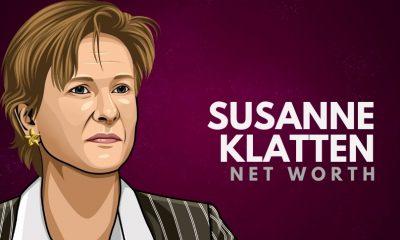 Susanne Klatten's Net Worth