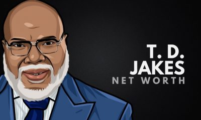 T.D. Jakes Net Worth