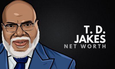 T. D. Jakes' Net Worth