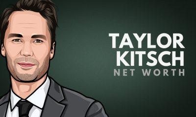 Taylor Kitsch's Net Worth