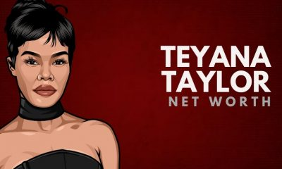 Teyana Taylor Net Worth