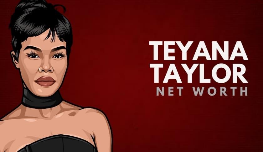 Teyana Taylor Net Worth