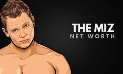 The Miz's Net Worth