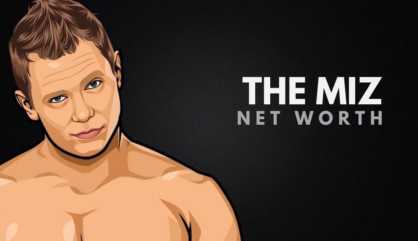 The Miz Net Worth