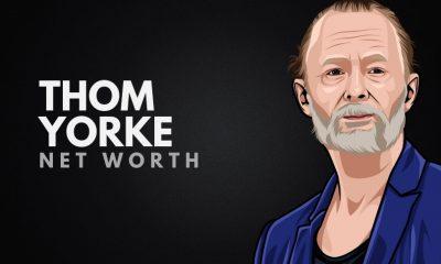 Thom Yorke's Net Worth