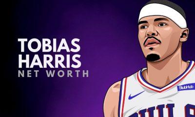 Tobias Harris' Net Worth