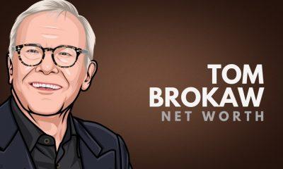 Tom Brokaw's Net Worth