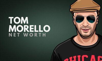 Tom Morello's Net Worth