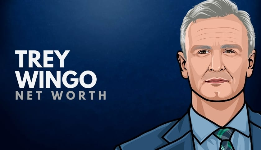 Trey Wingo Net Worth