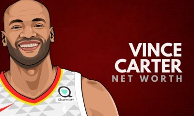 Vince Carter's Net Worth