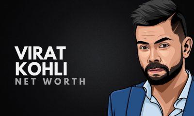 Virat Kohli's Net Worth