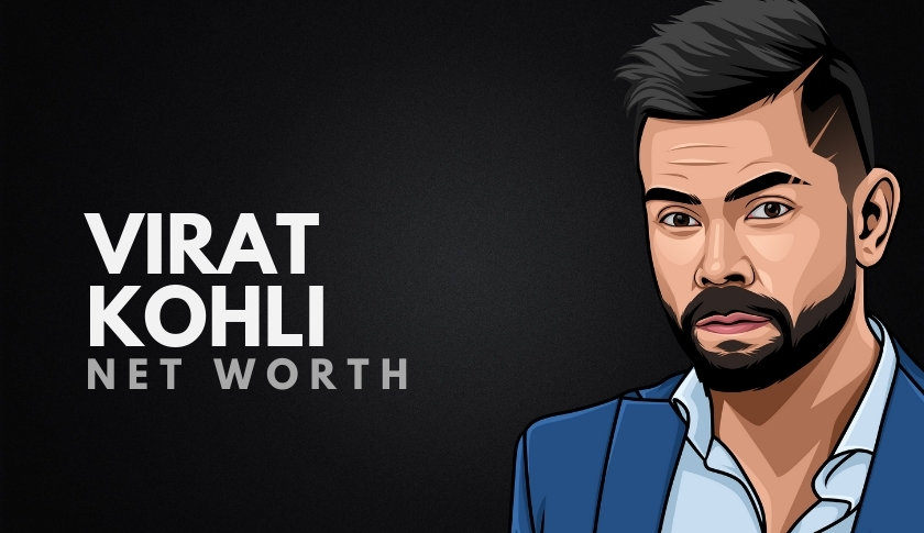 Virat Kohli Net Worth