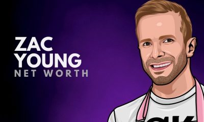 Zac Young's Net Worth