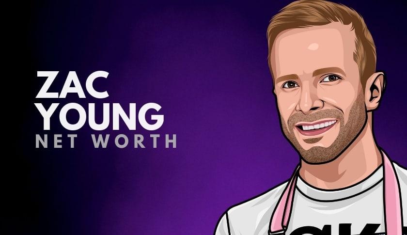 Zac Young Net Worth