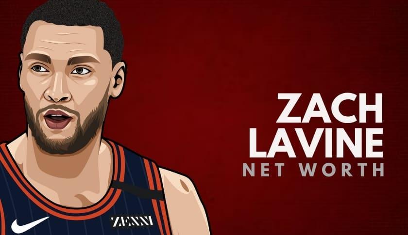 Zach LaVine Net Worth