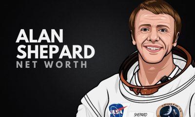 Alan Shepard's Net Worth