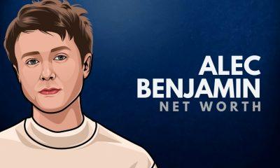 Alec Benjamin's Net Worth