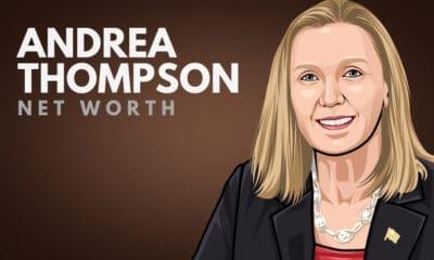 Andrea Thompson's Net Worth
