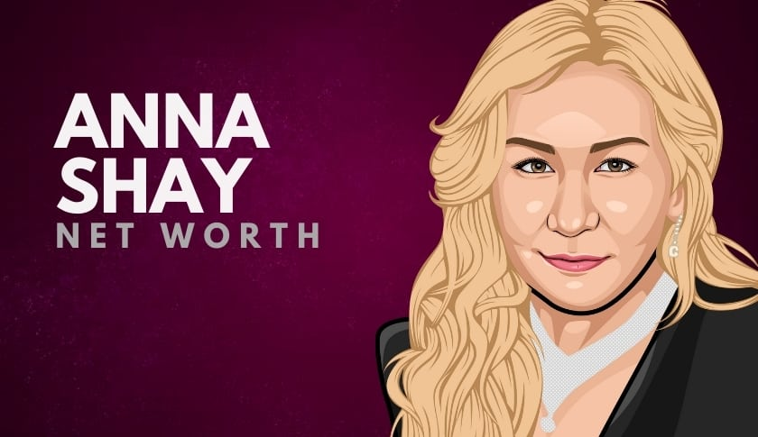 Anna Shay Net Worth