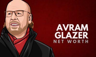 Avram Glazer's Net Worth