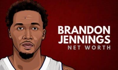 Brandon Jennings' Net Worth