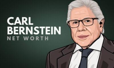 Carl Bernstein's Net Worth