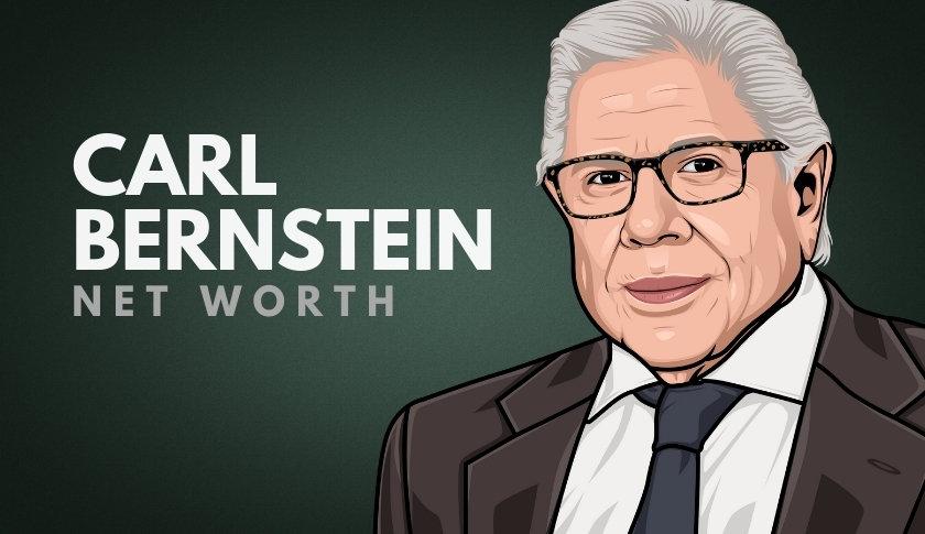 Carl Bernstein Net Worth