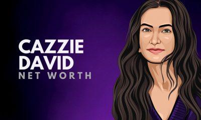 Cazzie David's Net Worth