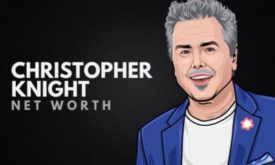 Christopher Knight's Net Worth