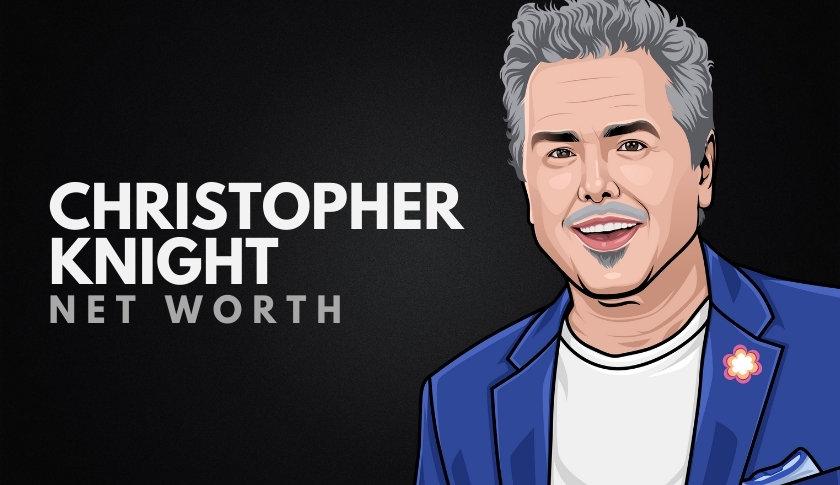 Christopher Knight Net Worth