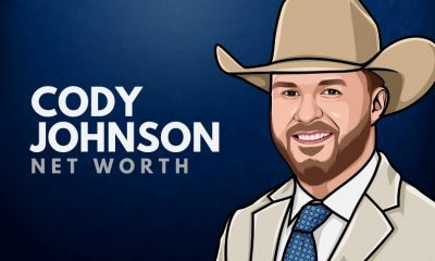 Cody Johnson's Net Worth