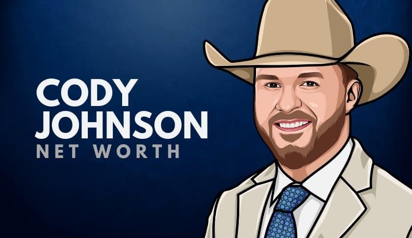 Cody Johnson Net Worth
