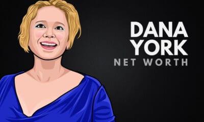 Dana York's Net Worth