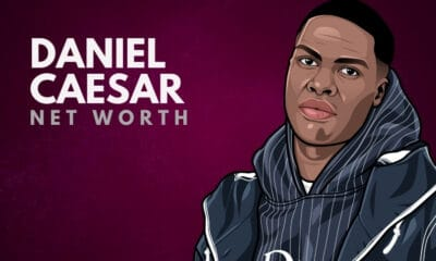 Daniel Caesar's Net Worth