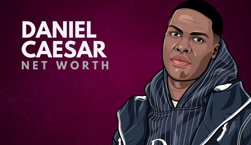 Daniel Caesar Net Worth