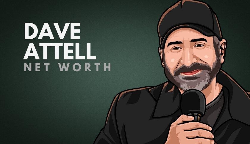 Dave Attell Net Worth