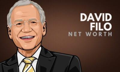 David Filo Net Worth