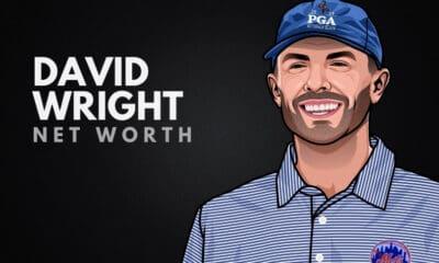 David Wright's Net Worth