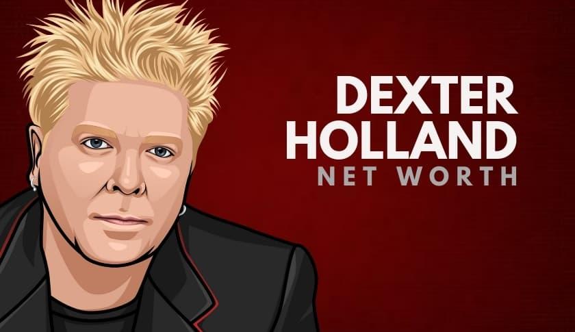 Dexter Holland Net Worth