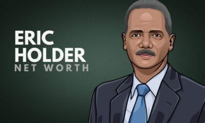 Eric Holder's Net Worth