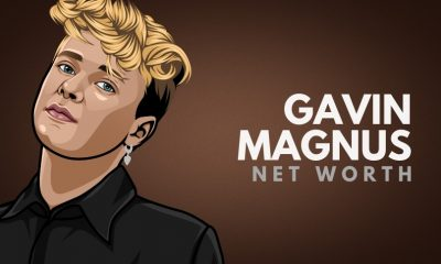 Gavin Magnus' Net Worth