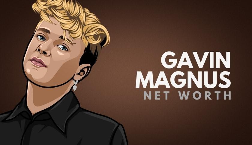 Gavin Magnus Net Worth