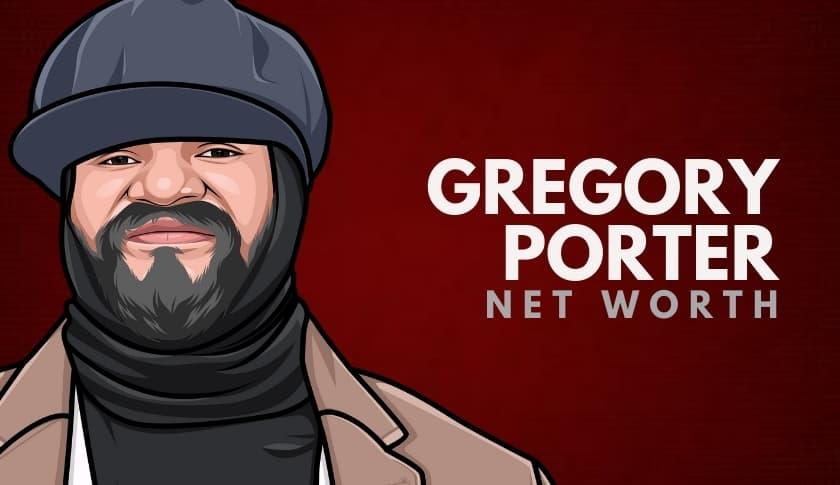 Gregory Porter Net Worth