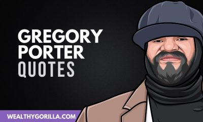 Gregory Porter Quotes