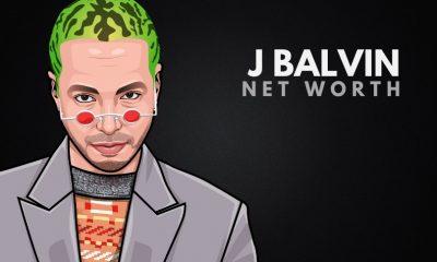 J Balvin's Net Worth