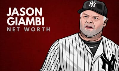 Jason Giambi's Net Worth