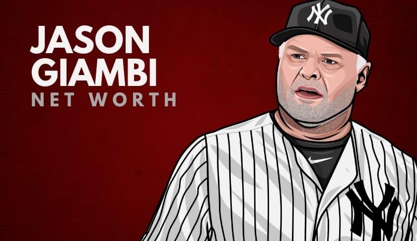 Jason Giambi Net Worth