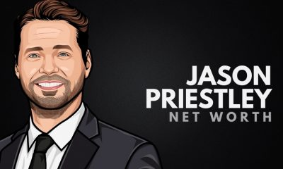 Jason Priestley's Net Worth