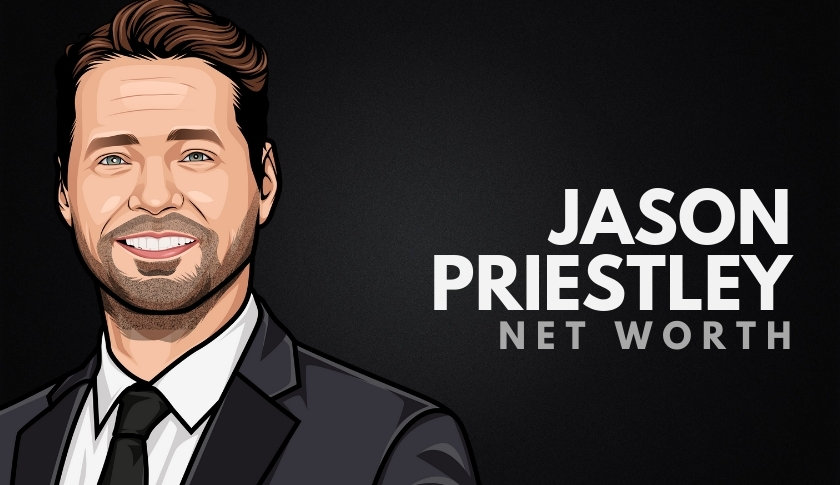 Jason Priestley Net Worth
